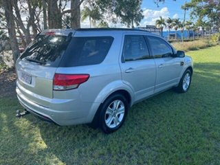 2012 Ford Territory SZ TX Seq Sport Shift AWD Silver 6 Speed Sports Automatic Wagon