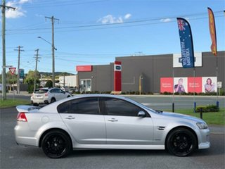 2010 Holden Commodore VE SV6 Silver 6 Speed Sports Automatic Sedan