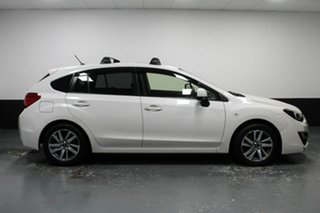 2016 Subaru Impreza G4 MY16 2.0i-L Lineartronic AWD Special Edition White 6 Speed Constant Variable