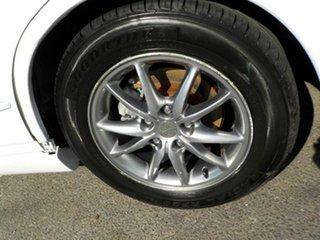 2004 Mitsubishi Magna TL VR AWD White 5 Speed Sports Automatic Sedan
