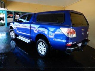 2014 Mazda BT-50 MY13 XTR (4x4) Blue 6 Speed Automatic Freestyle Utility.