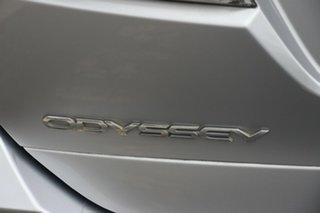 2013 Honda Odyssey 4th Gen MY13 Luxury Silver 5 Speed Sports Automatic Wagon
