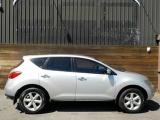2010 Nissan Murano Z51 Series 2 MY10 ST Silver 6 Speed Constant Variable Wagon.