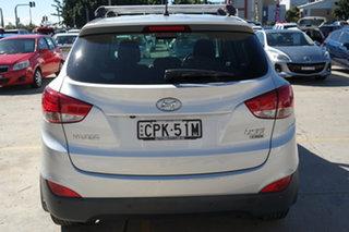 2013 Hyundai ix35 LM2 SE AWD Silver 6 Speed Sports Automatic Wagon