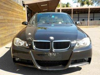 2006 BMW 3 Series E90 320d Steptronic Executive Black 6 Speed Sports Automatic Sedan