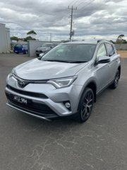 2018 Toyota RAV4 ZSA42R GXL 2WD Silver 7 Speed Constant Variable Wagon.