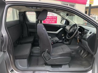 2012 Mazda BT-50 UP0YF1 XT Freestyle Grey 6 Speed Manual Cab Chassis.