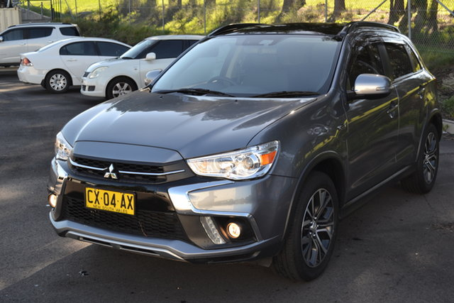 Used Mitsubishi ASX XC MY18 XLS 2WD Maitland, 2018 Mitsubishi ASX XC MY18 XLS 2WD Grey 1 Speed Constant Variable Wagon