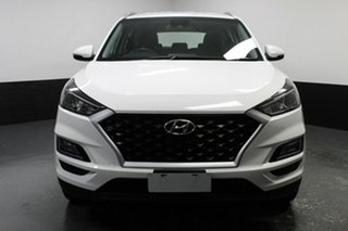 2019 Hyundai Tucson TL4 MY20 Active 2WD White 6 Speed Automatic Wagon