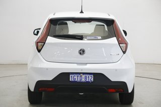 2019 MG MG3 SZP1 MY18 Excite Mountain White 4 Speed Automatic Hatchback