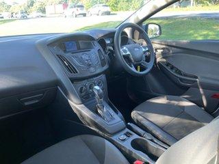 2012 Ford Focus LW MkII Ambiente PwrShift Silver 6 Speed Sports Automatic Dual Clutch Sedan