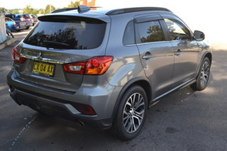2018 Mitsubishi ASX XC MY18 XLS 2WD Grey 1 Speed Constant Variable Wagon