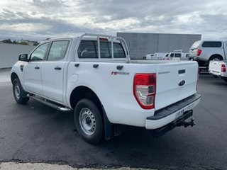 2012 Ford Ranger PX XL Hi-Rider White 6 Speed Sports Automatic Utility