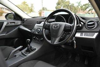 2012 Mazda 3 BL10F2 MY13 Neo Grey 6 Speed Manual Hatchback