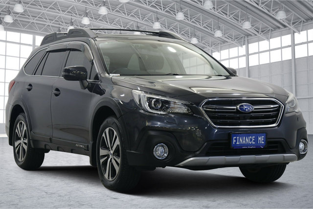 Used Subaru Outback B6A MY18 2.5i CVT AWD Premium Victoria Park, 2018 Subaru Outback B6A MY18 2.5i CVT AWD Premium Grey 7 Speed Constant Variable Wagon