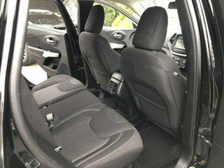 2017 Jeep Cherokee KL MY17 Longitude Black 9 Speed Sports Automatic Wagon