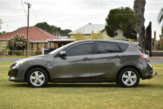 2012 Mazda 3 BL10F2 MY13 Neo Grey 6 Speed Manual Hatchback