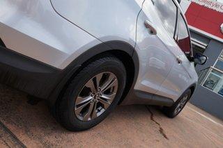 2013 Hyundai Santa Fe DM Active (4x4) Silver 6 Speed Automatic Wagon