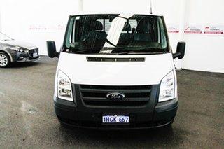 2010 Ford Transit VM MY10 Low (SWB) White 6 Speed Manual Van.