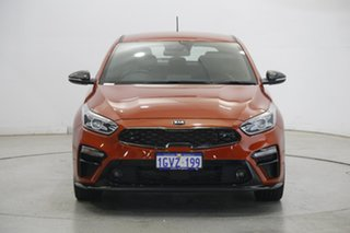 2019 Kia Cerato BD MY20 GT DCT Orange 7 Speed Sports Automatic Dual Clutch Hatchback.