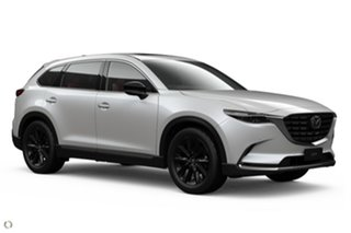 2020 Mazda CX-9 TC GT SP SKYACTIV-Drive i-ACTIV AWD White 6 Speed Sports Automatic Wagon