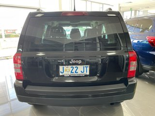 2013 Jeep Patriot MK MY14 Sport 4x2 Black/Grey 6 Speed Sports Automatic Wagon.