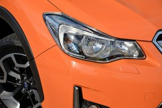 2017 Subaru XV G4X MY17 2.0i-S Lineartronic AWD Orange 6 Speed Constant Variable Wagon