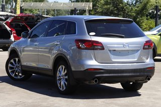 2014 Mazda CX-9 TB10A5 Luxury Activematic AWD Silver 6 Speed Sports Automatic Wagon.