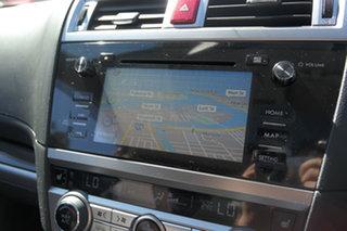 2014 Subaru Liberty B6 MY15 2.5i CVT AWD Premium Blue 6 Speed Constant Variable Sedan