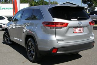 2018 Toyota Kluger GSU55R GX AWD Silver Storm 8 Speed Sports Automatic Wagon