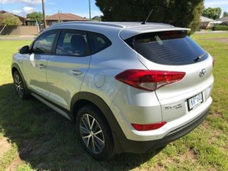 2017 Hyundai Tucson TL Active X (FWD) Silver 6 Speed Manual Wagon