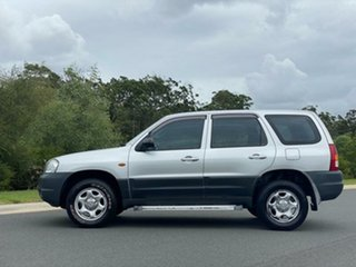 2002 Mazda Tribute Silver