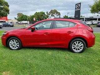 2016 Mazda 3 BM5478 Maxx SKYACTIV-Drive Soul Red 6 Speed Sports Automatic Hatchback
