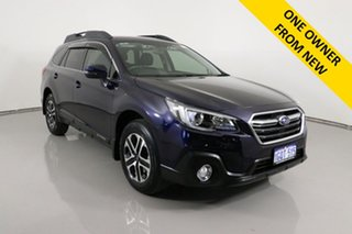 2018 Subaru Outback MY19 2.0D AWD Blue Continuous Variable Wagon.