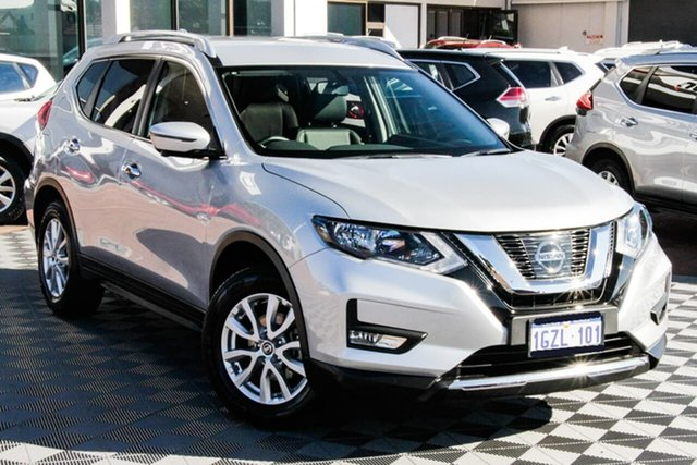 Used Nissan X-Trail T32 Series III MY20 ST-L X-tronic 2WD Attadale, 2020 Nissan X-Trail T32 Series III MY20 ST-L X-tronic 2WD Silver 7 Speed Constant Variable Wagon
