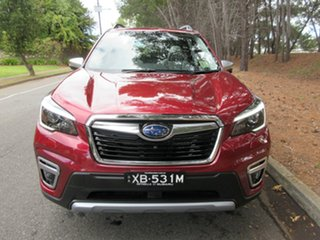 2021 Subaru Forester S5 MY21 2.5i-S CVT AWD Crimson Red 7 Speed Constant Variable Wagon