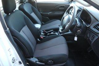 2018 Mitsubishi Triton MR MY19 GLX 4x2 5 Speed Manual Cab Chassis