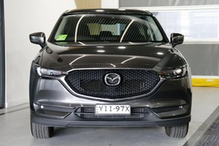 2018 Mazda CX-5 KF4W2A Maxx SKYACTIV-Drive i-ACTIV AWD Sport Grey 6 Speed Sports Automatic Wagon