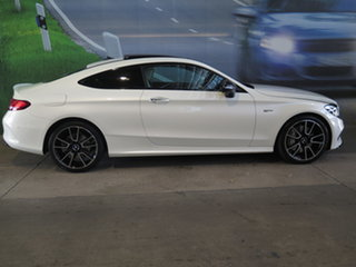 2017 Mercedes-AMG C43 C White 9 Speed Automatic G-Tronic Coupe.