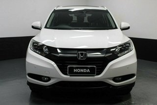 2017 Honda HR-V MY17 VTi-L White 1 Speed Constant Variable Hatchback.