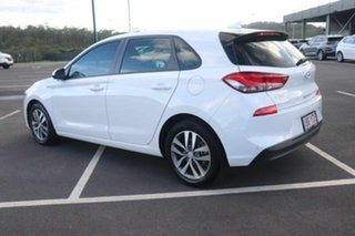 2018 Hyundai i30 PD MY18 Active Ceramic White 6 Speed Sports Automatic Hatchback