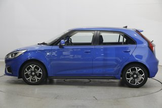 2020 MG MG3 SZP1 MY20 Excite Regal Blue 4 Speed Automatic Hatchback.