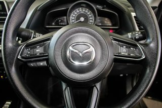 2016 Mazda 3 BN MY17 Neo Grey 6 Speed Automatic Sedan