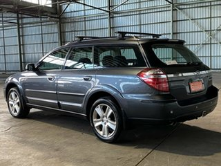 2006 Subaru Outback B4A MY06 AWD 4 Speed Sports Automatic Wagon
