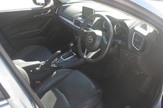 2015 Mazda 3 BM5238 SP25 SKYACTIV-Drive GT Silver 6 Speed Sports Automatic Sedan