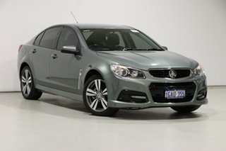 2015 Holden Commodore VF MY15 SV6 Grey 6 Speed Automatic Sedan.