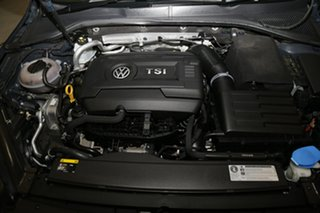 2016 Volkswagen Golf VII MY16 GTI DSG Black 6 Speed Sports Automatic Dual Clutch Hatchback