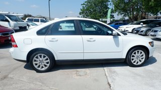 2007 Volvo S40 M Series MY07 S White 5 Speed Sports Automatic Sedan