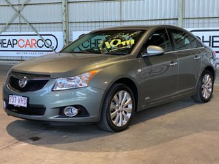2014 Holden Cruze JH Series II MY14 Z Series Grey 6 Speed Sports Automatic Sedan.