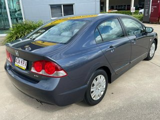 2008 Honda Civic 8th Gen MY08 VTi Grey/290208 5 Speed Automatic Sedan.